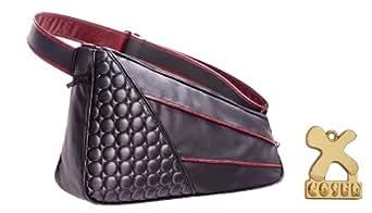 Xcoser Sac à Dos Assassin's Creed Cosplay Costume Enfant Desmond Backpack Bandoulière Messenger Bag