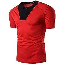RETUROM -Camisetas Camiseta para Hombre, Camisas de Hombre Manga Corta