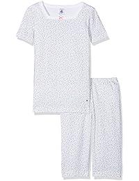 Petit Bateau Molettesn, Conjuntos de Pijama para Niñas