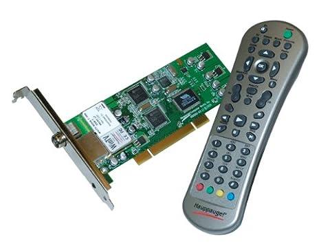 Hauppauge WinTV Nova-T 500 Carte PCI interne pour réception TNT