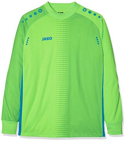 JAKO Herren TW-Trikot Competition 2.0, neongrün blau, 164
