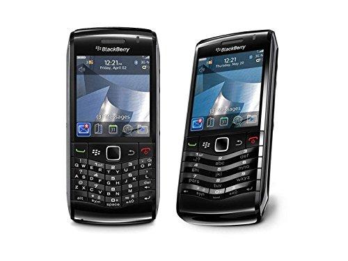 BlackBerry Pearl 9100 Black Smartphone 3,1 MP Kamera QWERTY Tastatur Schwarz Ohne Simlock