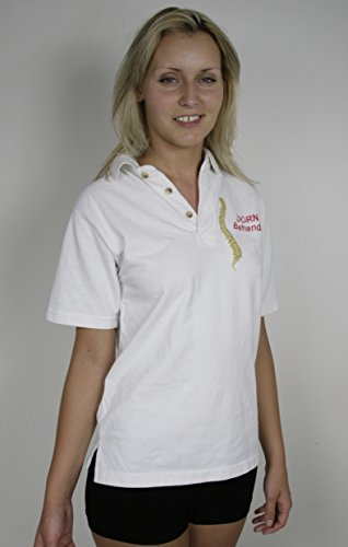 Polo-Hemd Dorn-Anwender (XXL, weiß)