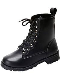 Zapatos 40 Y Solido Botas Amazon Para Mujer es S6zqUwnI