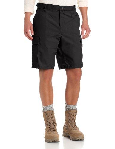 Propper Herren Bdu Shorts, Marineblau, Large Schwarz