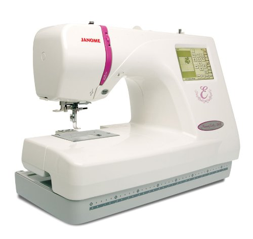 Machine à broder Janome Memory Craft 350e