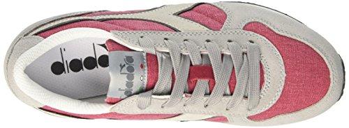 Diadora K-Run C Ii, Sneaker a Collo Basso Unisex – Adulto Rosso (Rosso Scarlatto)