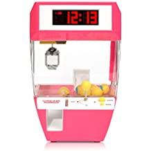 Huya Force Divertido despertador Candy Grabber, recogedor de juguete (Rose)