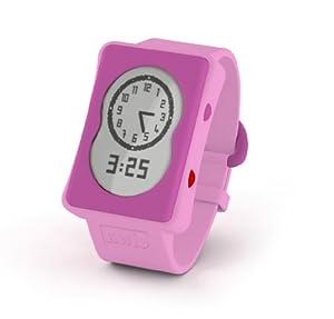 Claessens Kids - Kwid Reloj de Aprendizaje, Color Rosa (5330013)