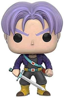 Dragon Ball Z Trunks Vinyl Figure 107 Figurine de collection