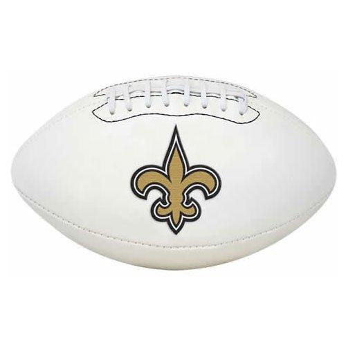 NFL Signature Series Full Regulation-Size Football, New Orleans Saints