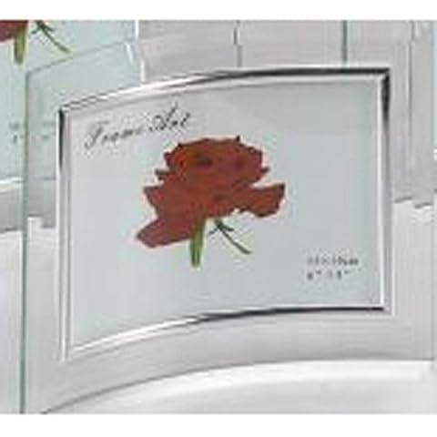 Curved Glass Frame 10cm x 15cm