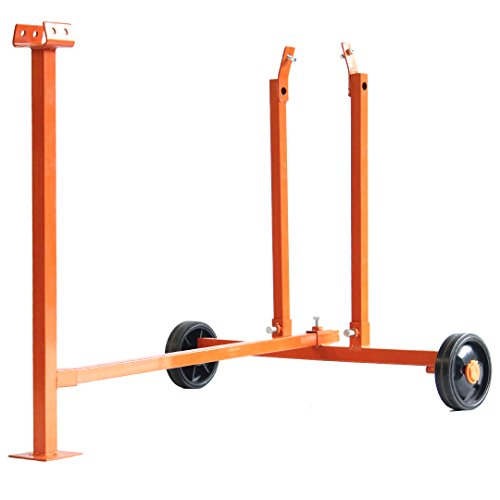 Universal Electric Log Splitter Stand Trolley