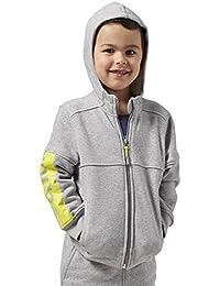 Reebok B Es Fl Fz Hdy, Pantalones Deportivos Para Niños, Multicolor (Brgrin), XS