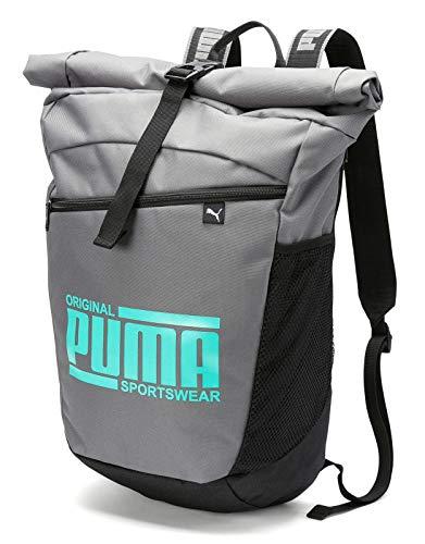 Puma Unisex- Erwachsene Sole Backpack Rucksack, Castlerock, OSFA