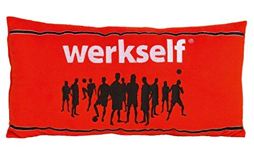 Nikikissen Werkself Bayer 04 Leverkusen, pillow, almohada, oreiller