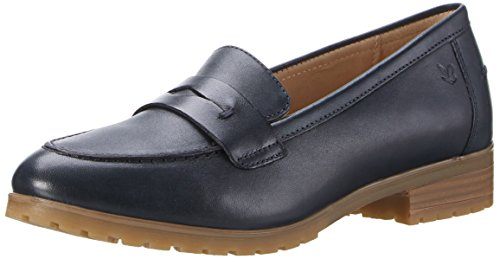 Caprice 24351, Damen Slipper, Blau (OCEAN NAPPA), 40 EU (6.5 UK)