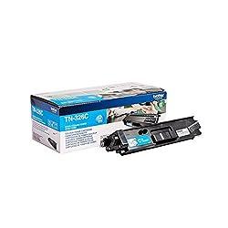 Brother Original Jumbo-tonerkassette Tn-326c Cyan (Für Brother Dcp-l8400cdn, Dcp-l8450cdw, Hl-l8250cdn, Hl-l8350cdw, Mfc-l8650cdw, Mfc-l8850cdw)