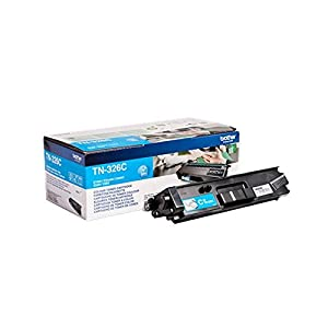 Brother TN326C Ink Toner Cartridge for HLL8250CDN - Cyan