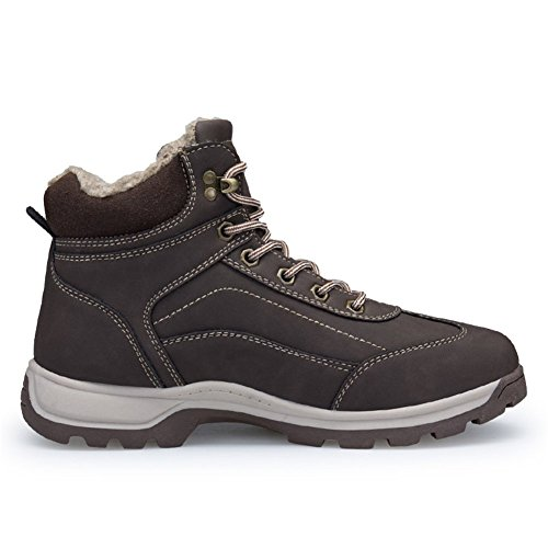 XMeden, Stivali uomo 8058dark Brown