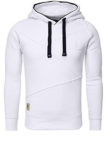 Akito Tanaka Sweater Men X SWEAT Weiß, Größe:M