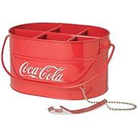 Now Designs Ahora diseños Botella de Cerveza Cubo, Coca-Cola