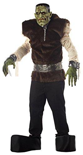 Crypt Coat Lab Monster (Halloween Kostüm M&m's)