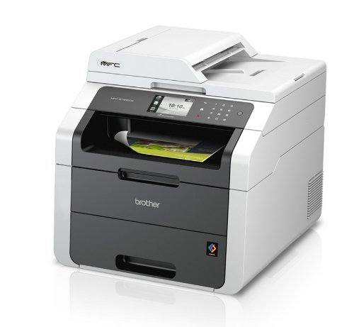 Best Price Brother MFC-9140CDN Multifunction LED Printer on Amazon