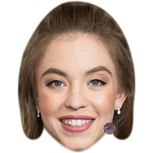 Celebrity Cutouts Sydney Sweeney Big Head.