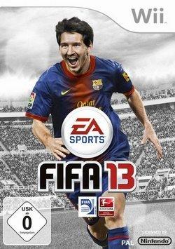 Preisvergleich Produktbild FIFA 13 Wii