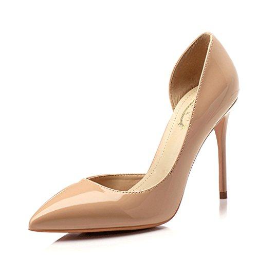 Bouche Shallow Shallow Side High Heels avec des chaussures de 10cm