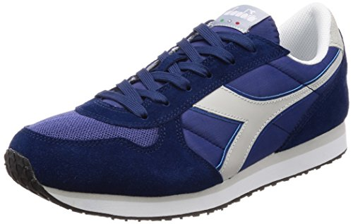 Diadora K-Run II, Scarpe Low-Top Uomo, Blu (Blu Estate/Blu Notte), 44.5 EU