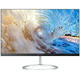 HKC Mircomax MM236HHDM1HA LED FHD PLS 24 inch (1.8mm frame, 6.5mm deep) widescreen monitor (1920x1080, 4mS, VGA, HDMI connectors) - Black, metal stand