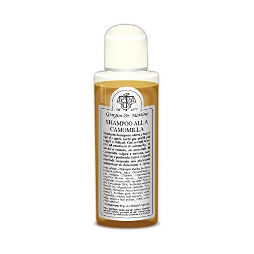 Dr. Giorgini Shampoo Camomile–125ml