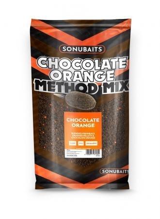 Chocolate orange method mix (2kg)