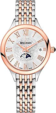 Balmain Dress Watch, for Women, Analog, Stainless Steel, B49183312