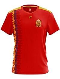 Producto Oficial RFEF Camiseta Replica Oficial Federación Española de Futbol ...