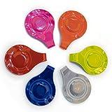 GreenPet Reflektoren für Kinder, Jogger, Radfahrer, Outdoor Aktivitäten - Sicherheit und Sichtbarkeit, Magnetisch, Kleidung, Spaziergang, Sport, Joggen, Freizeit, Fahrrad - Magnet Set 4 Stück