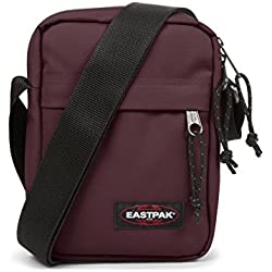 Eastpak The One Bolso Bandolera, 21 cm, 2.5 Liters, Rojo (Punch Wine)