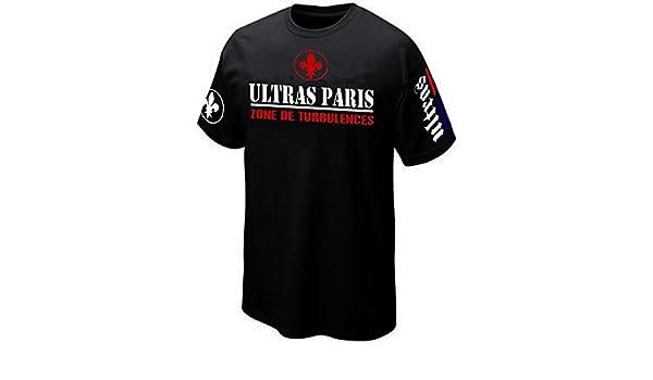 T Shirt Ultras Paris M Amazon Fr Vetements Et Accessoires