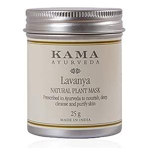 Kama Ayurveda Lavanya Natural Plant Mask, 25g