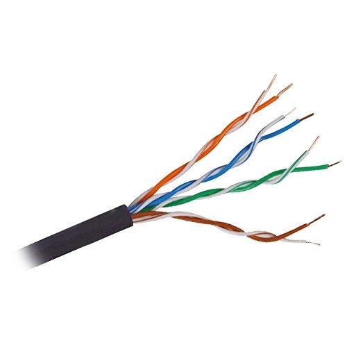 CDL Micro 100M Outdoor Grade UV-beständig CAT5e Netzwerk Ethernet Kabel führen Draht - Outdoor-cat5e-kabel