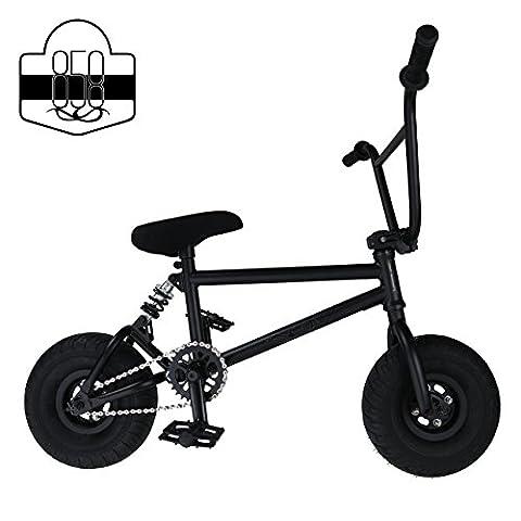 Mini BMX Freestyle Bike – Light Fat Tyres With 3pce Crank & Spring Accessories For (Primavera Wagon)