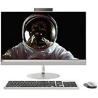 Lenovo ideacentre 520-27ICB All in One, Display 27 QHD, Processore Intel I5-8400T, RAM 8 GB, Storage 1 TB HDD, Grafica Condivisa, Windows 10, Silver, F0DE003LIX