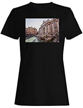 Italia viajar la nueva cosecha del mundo camiseta de las mujeres b859f