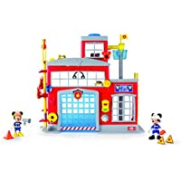 by IMC Mickey Mouse Club House - Mickey Mouse to the Rescue Fire Station
