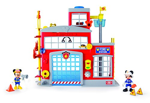 IMC Toys 181939MM1 - Micky Feuerwehrstation