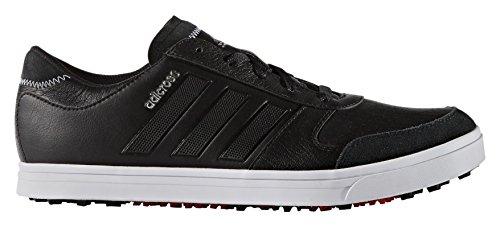 Adidas Adicross Gripmore Golf 2Schuhe, Herren, Herren, Adicross Gripmore 2, schwarz / weiß, 48
