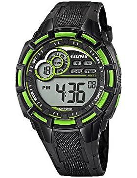 Calypso watches Herren-Armbanduhr XL K5625 Digital Quarz Plastik K5625/3