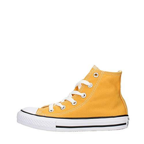 Converse All Star HI Gelb Kinder 28